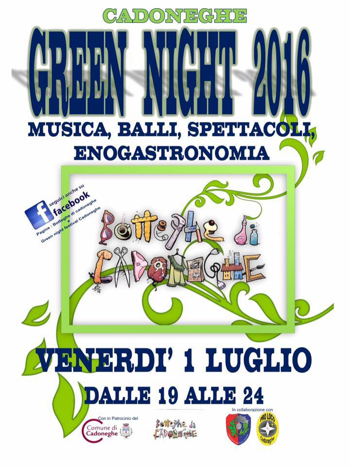 Green Night 2016 - Cadoneghe