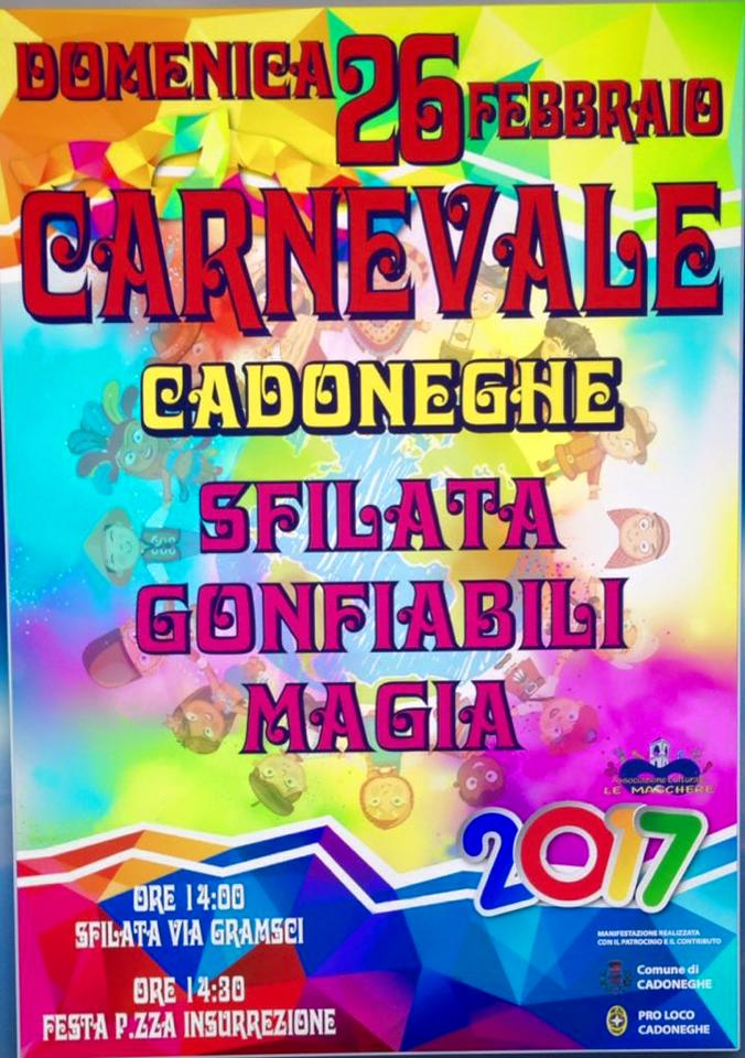 35° Carnevale di Cadoneghe