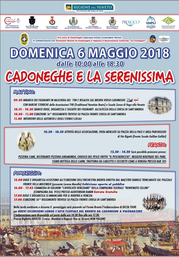 Cadoneghe e la Serenissima