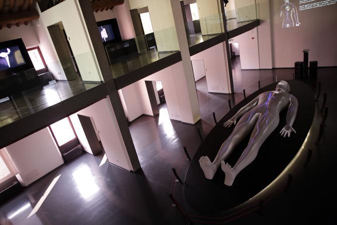 INAUGURAZIONE MUSEO DELLA MEDICINA - fotografo: marco bergamaschi
