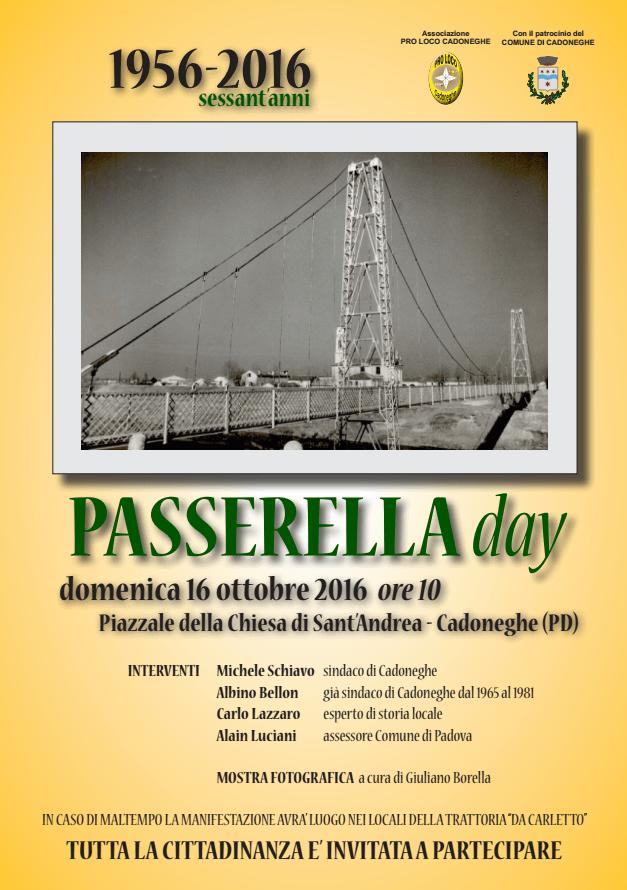 passerella day