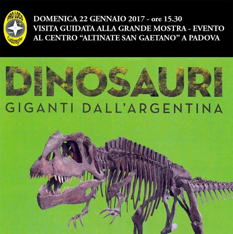 DINOSAURI Giganti dall'Argentina